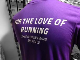 front runner tshirt
