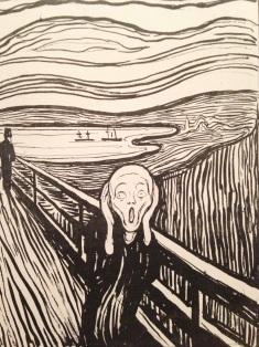 Munch The scream