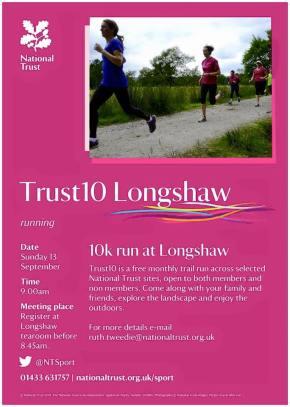 longshaw poster