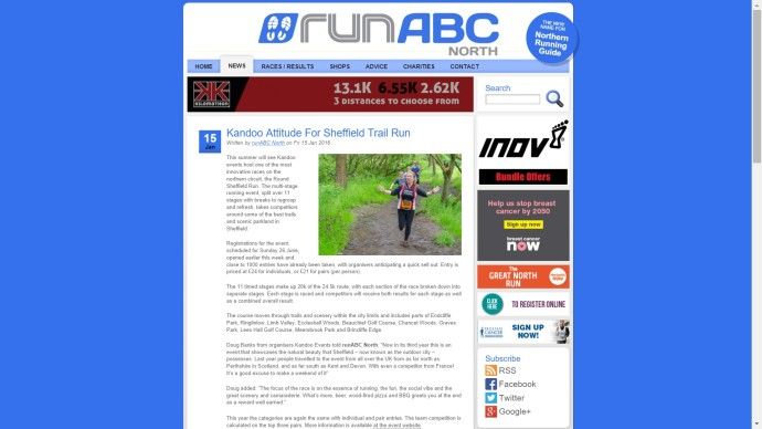 ABC north running feature
