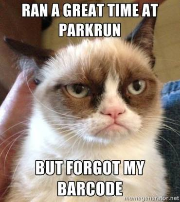 grumpy cat barcode