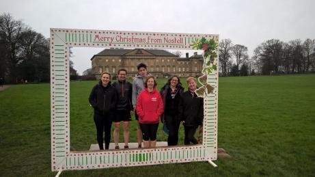 Nostell Priory Team Photo