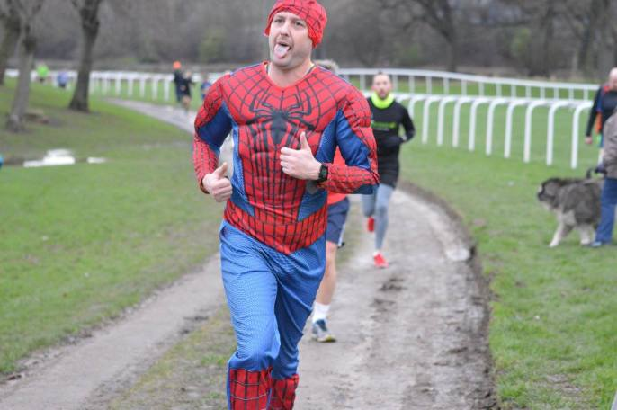 pontefract superhero spider