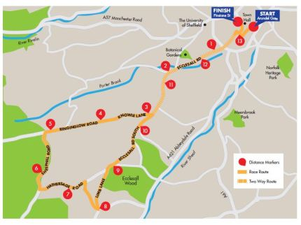 route-map sheffield half