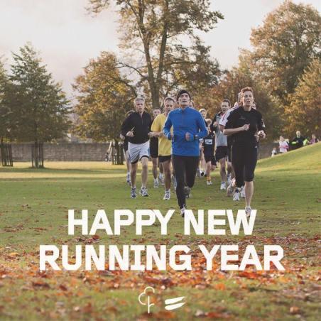 tribesports happy new running year