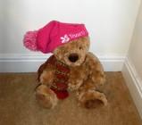 Fraser in Longshaw Trust 10 hat