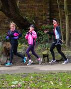 three muses - hallam parkrun
