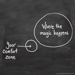 positive_quotes_Your_comfort_zone_143