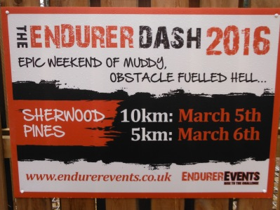 The Day Of Reckoning? Endurer Dash The Rematch.
