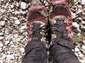 fell feet
