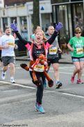 High spirits Sheffield Half Marathon 2016