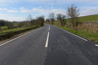 MW road shots