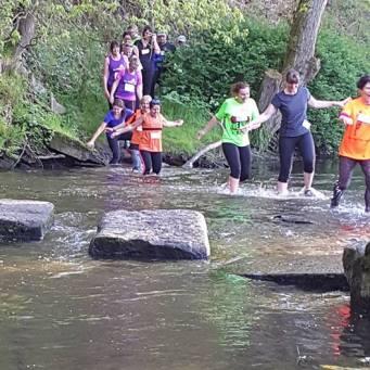 KD river crossing