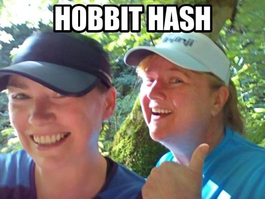hobbit hash branded visor run