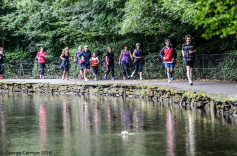 parkrun reflections