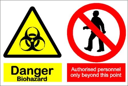 biohazard-signage