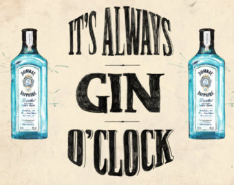 gin-oclock