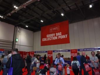 Expo goody bag collection