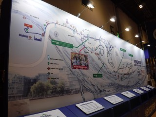 Expo route map