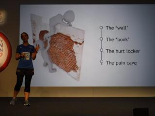 Expo talk RW pace