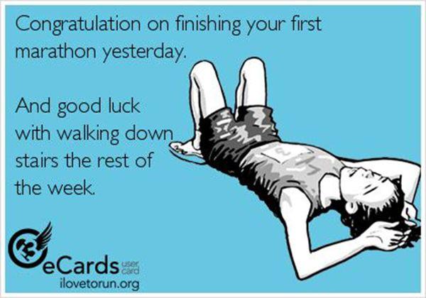 good luck walking