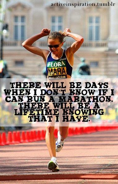 marathon inspiration