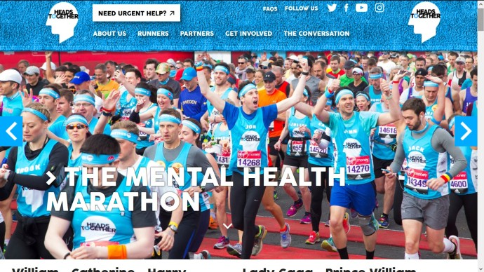 mental health marathon