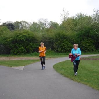 MM running in