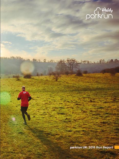 parkrun UK 2016 Run Report by parkrun cover