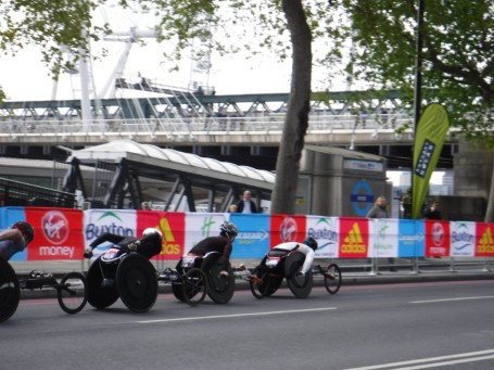 wheelchair peloton
