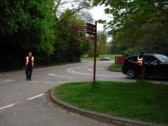 parking staff