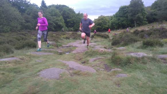 fell running guide bouldering