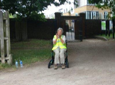 mum volunteering june2017