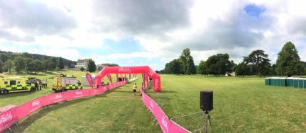 AWOL finish awaiting runners