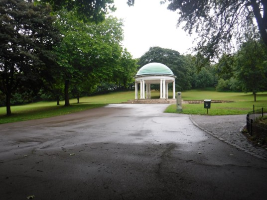 Bandstand Clifton park