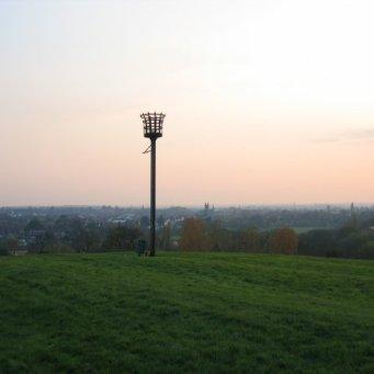 Beacon,_Newbold_Comyn_-_geograph.org.uk_-_4966