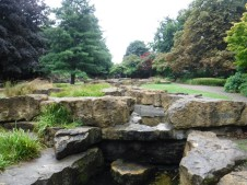 Clifton park water feature