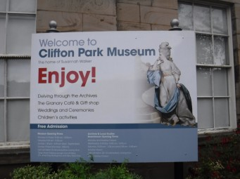 Clifton welcome