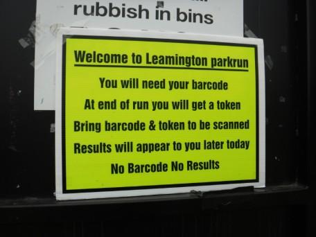 LP signage