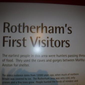 Rotherham history