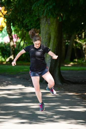 running joy