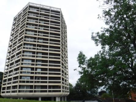 tower block rotherham unique