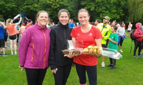 cake and milestone athletes