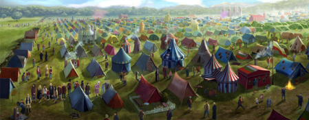 camp muggle