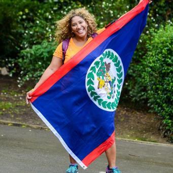 Flag glory