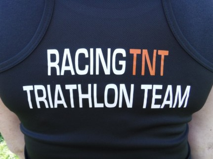 racing TNT triathlon team