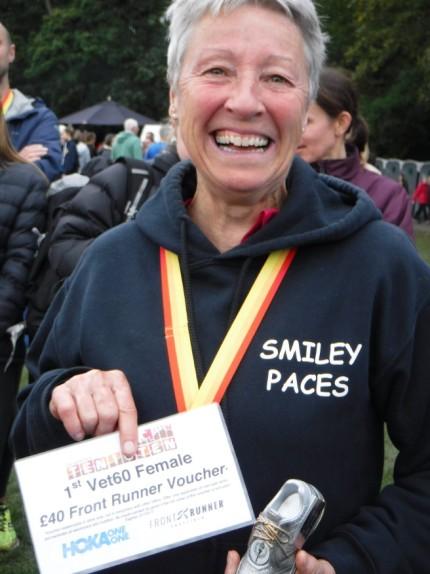Smiley champion