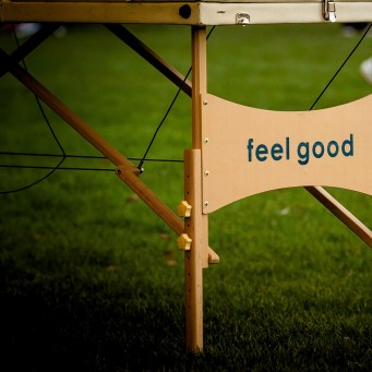 ten feel good massage