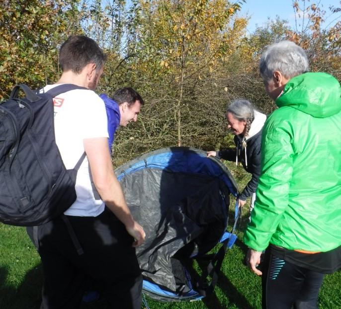 tent challenge