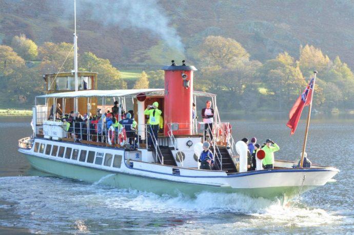 ullswater steamer 2012